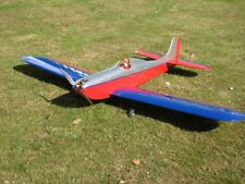 """BABY ASTRO HOG""  42 inch Wing Span  Sport RC Model AIrplane Plans FREE SHIPPING"