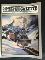 Narrow Gauge and Short Line Gazette November December 2012