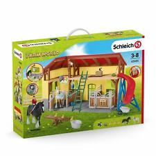 SCHLEICH 42485 Pferdestall  Serie Farm World