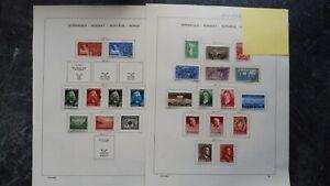 Verkaufe Norwegen 1941-1944 gestempelt