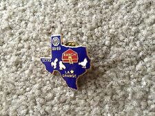 New! Optimist Club Pin Depicts La Grange Chicken Ranch 1988 - Collectible!