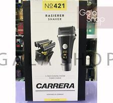 CARRERA N.421 YELLOW RASOIO ELETTRICO CAPELLI TAGLIO 0 BARBIERE TOSATRICE SHAVER