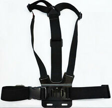 Chest Body Strap Mount Harness Adjustable Belt Accessory For Gopro Hero 5/3/3+/4