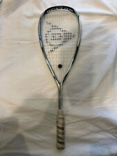 Dunlop Aerogel 130 squash racket (includes bag and goggles)