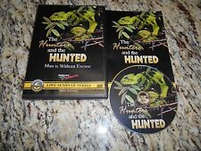 The Hunters and the Hunted: Man Is Without Excuse Mike Snavely DVD Live Seminar