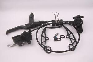 MAGURA HS22 hydraulische Felgenbremse Vorderrad 650mm schwarz - NEU
