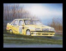 Litho Volvo 850 T5 #108 Thom de Jong (NED) / Inge Lindner (NED) BHV Rally dV