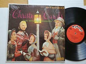 The Winston Singers - Christmas Carols 1964 Stéréo Wyncote (LP) En Shrink
