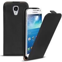 Flip Case Samsung Galaxy S4 Mini Hülle Pu Leder Klapphülle Handy Tasche Cover