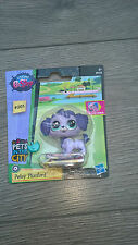 Littlest Pet Shop Pets In The City Dog 201 Petey Plumford