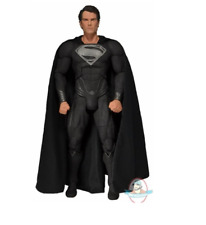 1/4th Scale Superman Black Suit Man of Steel Figure by Neca
