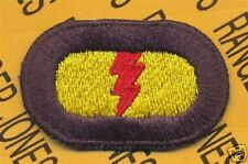 75th Infantry Airborne Ranger LRP LRRP para oval patch #2