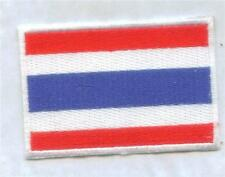 THAILAND  FLAG IRON ON  PATCH BUY 2 GET 1 FREE