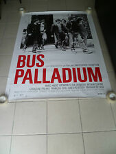 AFFICHE BUS PALLADIUM 4x6 ft Bus Shelter D/S French Movie Poster Original 2010