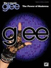 Glee: the Music : The Power of Madonna -Songbook Sheet Music Song Book
