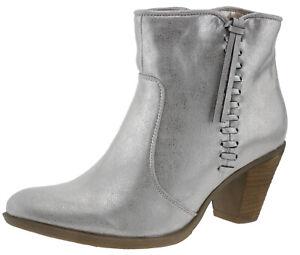 Laura Scott 219859 Ankle Boots gold metallic EUR 42