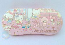 Sanrio Characters Kawaii Brillenetui Hello Kitty My Melody Little Twin andere