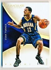 2013-14 Immaculate Collection Evan Turner Base Gold Parallel #27 (07/10)