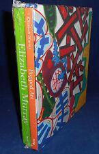Elizabeth Murray & Popped Art  2 Bände im Schuber Pop-Ups designed  Bruce Foster