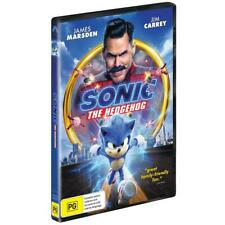 SONIC The Hedgehog : NEW DVD