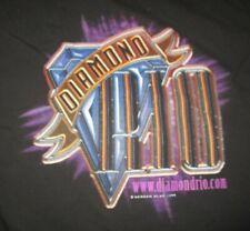 1999 American Country & Christian DIAMOND RIO Concert Tour (XL) T-Shirt