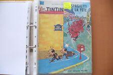 RARE ANCIEN JOURNAL TINTIN  N° 6 -  EDITION BELGE - 1964 -   ETAT  CORRECT