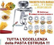 Torchietto Pasta: PASTA TRAFILATA, L'ECCELLENTE PASTA ITALIANA, Made in Italy