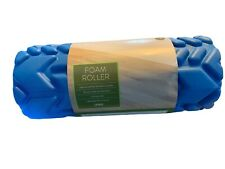 Tesco Foam Roller Light Blue Improve Mobility Enhance Recovery Feel Better