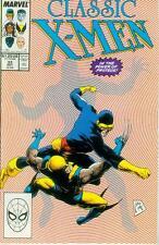 Classic X-Men # 33 (fotográficamente X-Men 127) (Estados Unidos, 1989)
