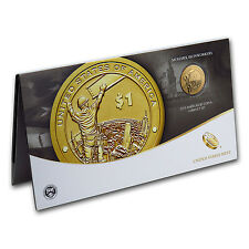2015 U.S. Mohawk Ironworkers Coin and Currency Set - SKU#154250