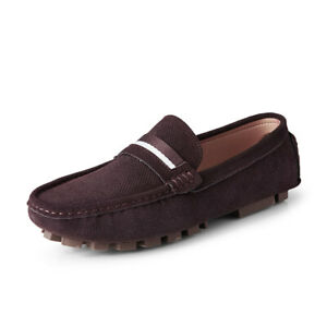 Mens Pumps Slip on Loafers Shoes Driving Moccasins Flats Walking Sports Non-slip