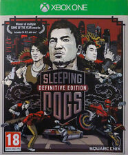 Sleeping Dogs -- Definitive Edition (Microsoft Xbox One, 2014)