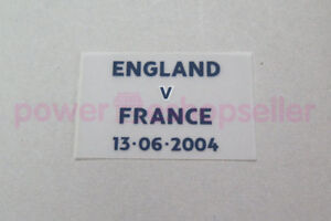 England vs France 2004 Match Detail