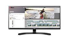 "Lg 34um88 34"" UltraWide Quad HD Ah-ips Noir Écran plat de PC"