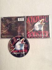CD - ATOMIC ROOSTER - VINCENT CRANE - THE DEVIL'S ANSWER - LIVE