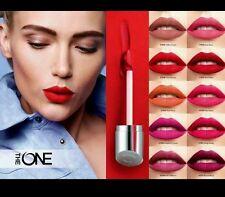 Oriflame The ONE Lip Sensation Matte Mousse Liquid Lipstick, New *Sale*