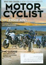 2015 Motorcyclist Magazine: BMW R1200GS/KTM 1290 Super Adventure/Superbikes
