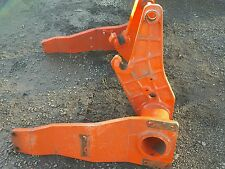 KUBOTA MOUNTING BRACKETS 4WD TRACTOR FRONT END LOADER brackets