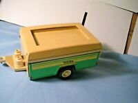 Vintage Toy Tonka Pop-Up Camper. Made In The U.S.A.