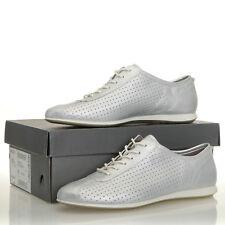 Ecco Touch Sneaker Silver Metallic Women's Size 41 US 10-10.5 M