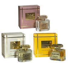 Miniature Jean Patou Joy & Joy Forever & Sublime 3 x5ml EDP Women Perfume set