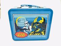 Funko Star Wars Metal Tin Lunchbox - Target Exclusive - Luke Leia Darth Vader