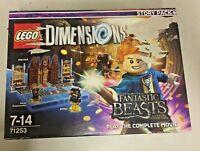LEGO Dimensions Story Pack Fantastic Beasts ANIMALI FANTASTICI 71253 6 LIVELLI