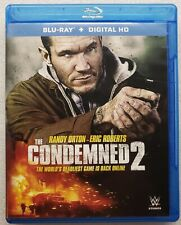 The Condemned 2 Blu-ray 2016 WWE Studios Randy Orton