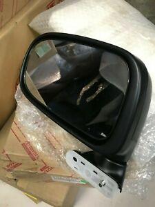 Genuine Toyota Tarago Left Hand Side Mirror Assembly 1990-1999