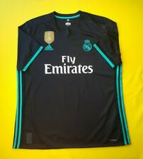 5/5 Real Madrid jersey Xl 2017 2018 away shirt Br3543 soccer Adidas ig93