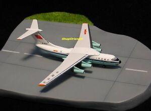 SKY CHINESE AIR FORCE ILYUSHIN IL-76 PLANE MODEL 1:500