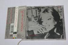 JANET JACKSON IF CDM 1994 VJCP-12020 JAPAN PRESSING WITH OBI Virgin Japan