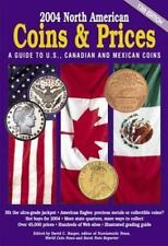 2004 North American Coins & Prices: A Guide to U.S., Canadian, and Mex-ExLibrary