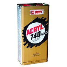HB Body 740 2K Universal Acryl Thinner 5 litre
